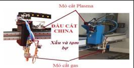 Đầu cắt máy cắt Plasma Trung Quốc