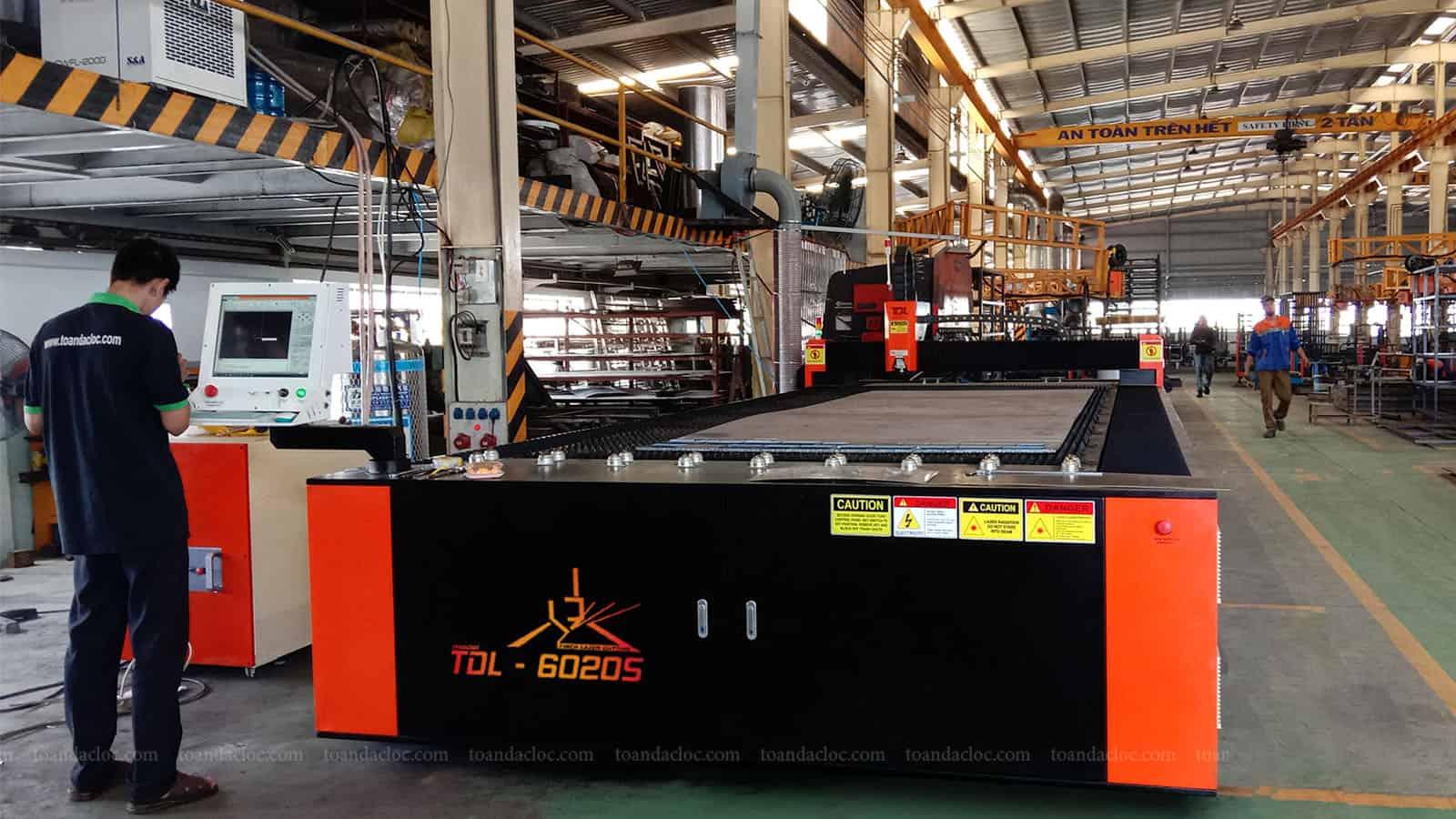 Máy cắt laser TDL-6020S