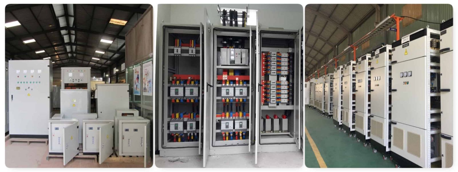 Hình ảnh tủ điện công nghiệp
